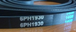 fan belt 6PH19301