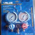 Value dual Manifold gauge