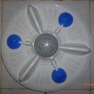 Pully stator mesin cuci WPST-035C Dia 38cm As gigi 11/LG
