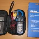 Digital Clamp Multimeters VCM202 merk VALUE/Accurate
