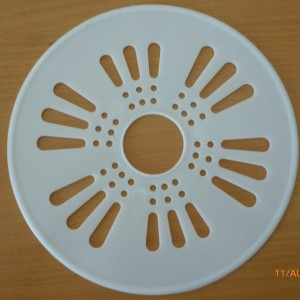 Tutup pengering mesin cuci diameter 22cm