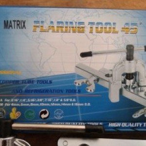 FLARING TOOL CT195A MATRIX